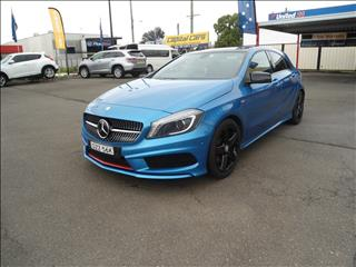2013 MERCEDES-BENZ A250 SPORT 176 5D HATCHBACK