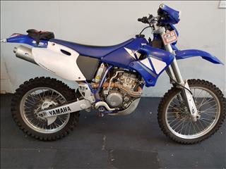 2001 YAMAHA WR250F 250CC N ENDURO