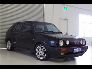 1990 VOLKSWAGEN GOLF GTI (No Series) HATCHBACK