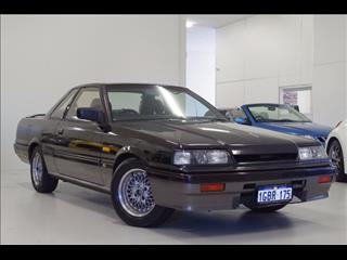 1988 NISSAN SKYLINE GTS HR31 COUPE