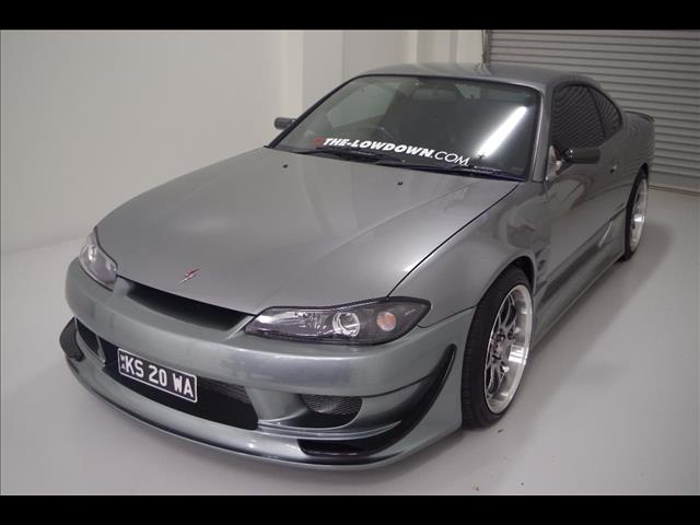 2000 NISSAN SILVIA SPEC R S15 COUPE