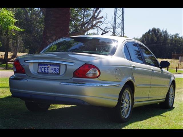 2006 JAGUAR X-TYPE LE X400 SEDAN