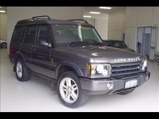 2004 LAND ROVER DISCOVERY SE (No Series) WAGON