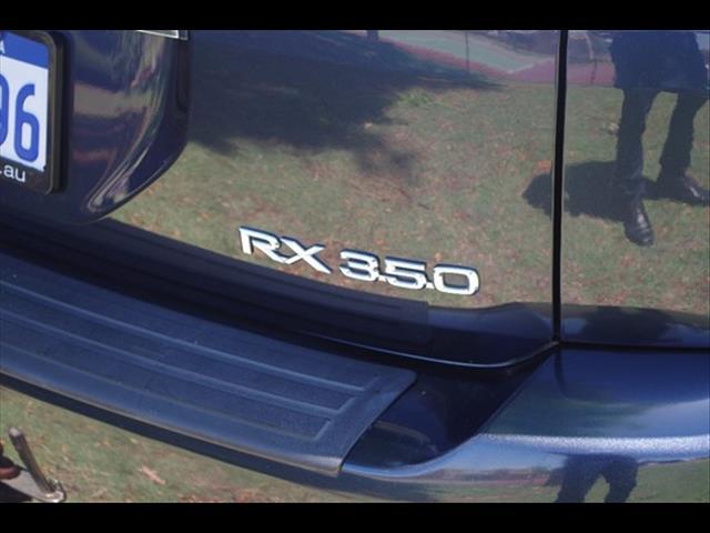 2007 LEXUS RX350 SPORTS LUXURY GSU35R WAGON