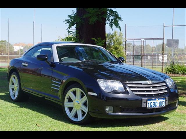 2004 CHRYSLER CROSSFIRE  ZH COUPE