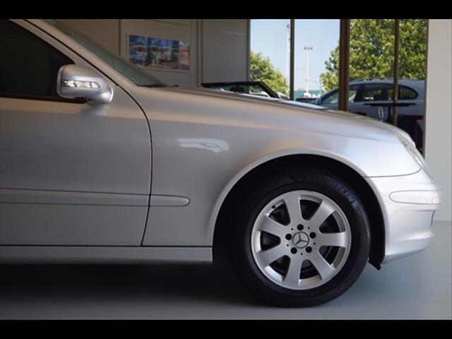 2006 MERCEDES-BENZ E200 KOMPRESSOR CLASSIC W211 SEDAN