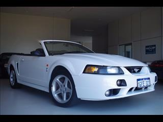 2001 FORD MUSTANG COBRA (No Series) CONVERTIBLE