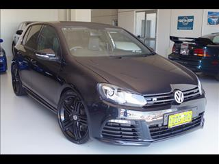 2013 VOLKSWAGEN GOLF R VI HATCHBACK