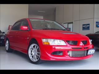 2003 MITSUBISHI LANCER EVOLUTION VIII CT SEDAN