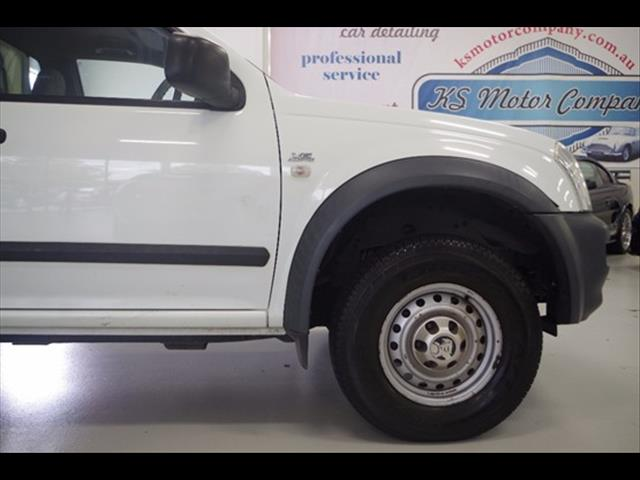 2006 HOLDEN RODEO LX RA CAB CHASSIS
