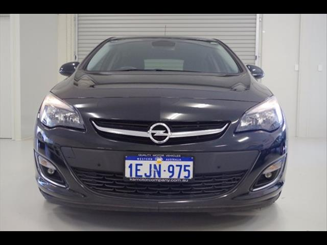 2013 OPEL ASTRA  AS HATCHBACK