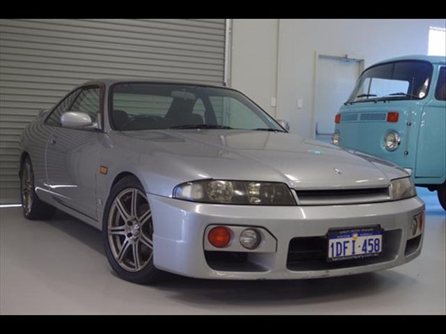 1998 NISSAN SKYLINE GTS-T R33 COUPE