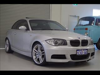 2008 BMW 135I SPORT E82 COUPE