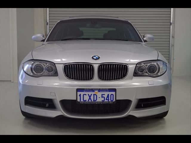 2008 BMW 135I SPORT E82 COUPE