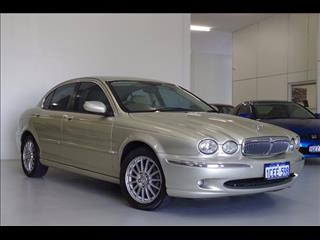2006 JAGUAR X-TYPE LE X400 SEDAN