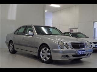 2002 MERCEDES-BENZ E240 CLASSIC W210 SEDAN