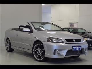 2005 HOLDEN ASTRA  TS CONVERTIBLE