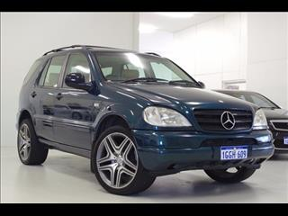 1999 MERCEDES-BENZ ML430 LUXURY W163 WAGON