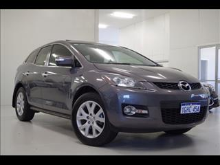 2009 MAZDA CX-7 LUXURY ER Series 1 WAGON