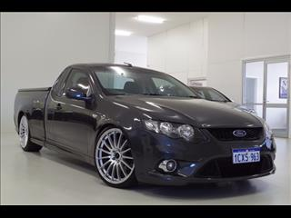 2008 FORD FALCON UTE XR6 TURBO FG UTILITY
