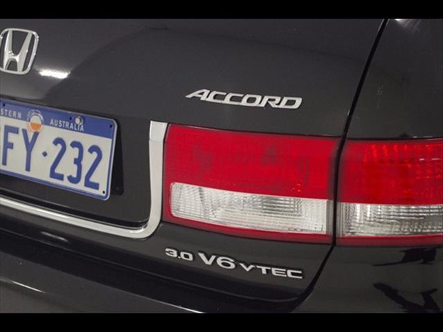 2005 HONDA ACCORD V6 7th Gen SEDAN