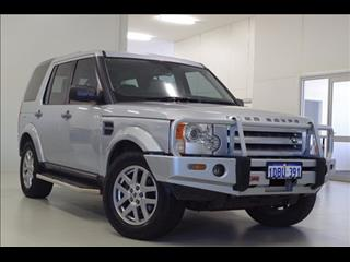 2009 LAND ROVER DISCOVERY 3 SE Series 3 WAGON