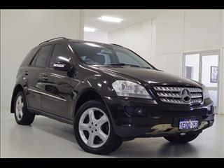 2007 MERCEDES-BENZ ML350  W164 WAGON