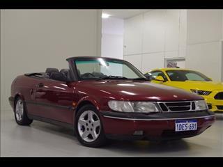 1995 SAAB 900 S (No Series) CABRIOLET