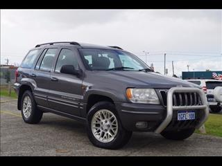 2003 JEEP GRAND CHEROKEE LIMITED WG WAGON