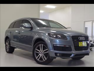2009 AUDI Q7 TDI (No Series) WAGON