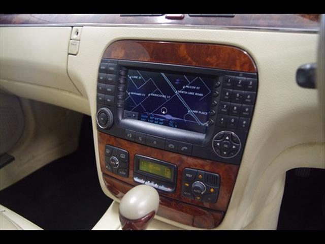2003 MERCEDES-BENZ S350  W220 SEDAN