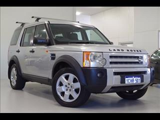 2005 LAND ROVER DISCOVERY 3 HSE (No Series) WAGON