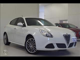 2014 ALFA ROMEO GIULIETTA PROGRESSION Series 0 HATCHBACK
