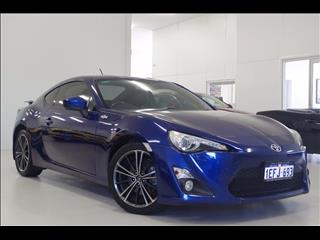 2013 TOYOTA 86 GTS ZN6 COUPE