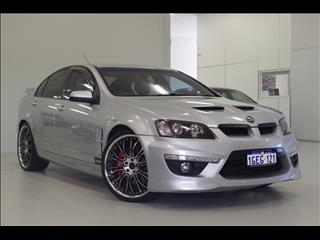 2009 HOLDEN SPECIAL VEHICLES CLUBSPORT R8 E Series SEDAN
