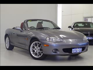 2002 MAZDA MX-5 TITANIUM NB Series 2 SOFTTOP