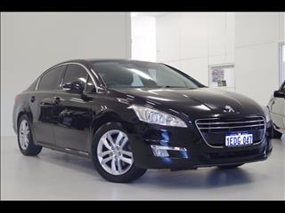 2012 PEUGEOT 508 ACTIVE (No Series) SEDAN