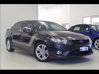 2011 FORD FALCON XR6 FG SEDAN