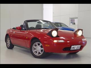 1993 MAZDA MX-5  NA Series 2 CONVERTIBLE