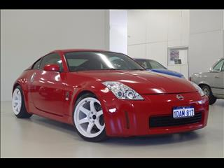 2004 NISSAN 350Z TOURING Z33 COUPE