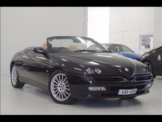 1998 ALFA ROMEO SPIDER TWIN SPARK (No Series) CONVERTIBLE
