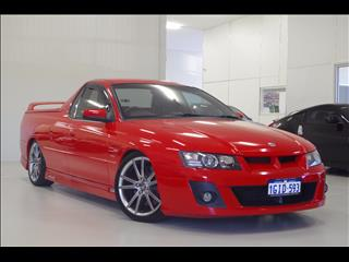 2005 HOLDEN SPECIAL VEHICLES MALOO R8 Z Series UTILITY