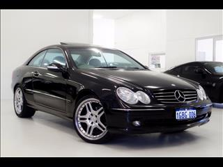 2004 MERCEDES-BENZ CLK240 AVANTGARDE C209 COUPE