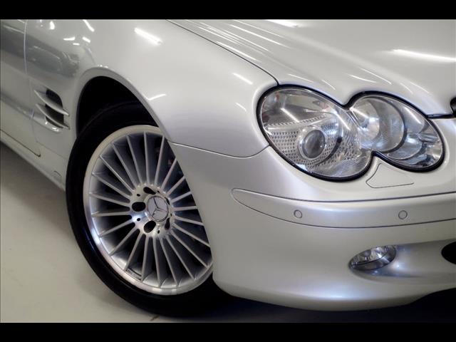 2002 MERCEDES-BENZ SL500  R230 ROADSTER