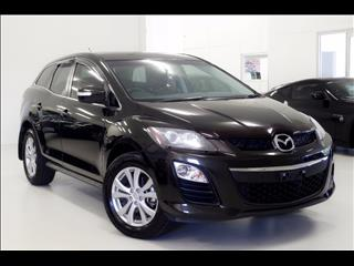 2011 MAZDA CX-7 SPORTS ER Series 2 WAGON