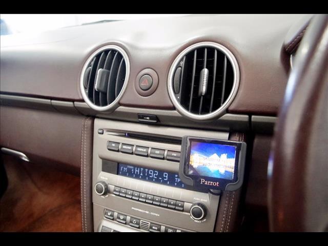 2006 PORSCHE BOXSTER  987 CONVERTIBLE