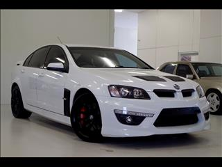 2013 HOLDEN SPECIAL VEHICLES CLUBSPORT R8 E Series 3 SEDAN