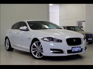 2012 JAGUAR XF LUXURY X250 SEDAN
