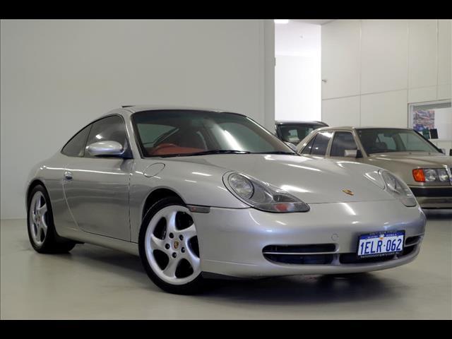 1999 PORSCHE 911 CARRERA  996 COUPE