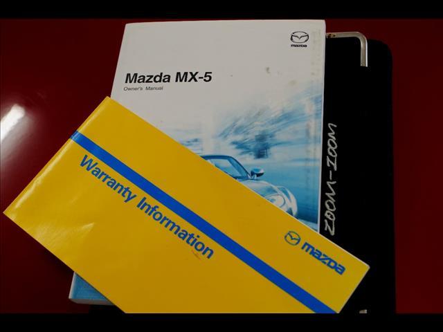 2005 MAZDA MX-5  NC Series 1 SOFTTOP